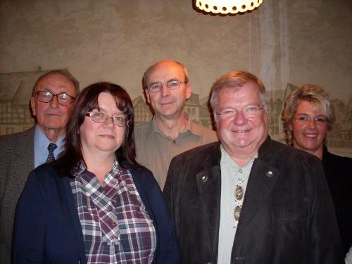 Kandidaten zur Kreistagswahl 2011